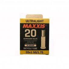 DVIRAČIO KAMERA 20 X 1.50/1.75 MAXXIS SCHRADER