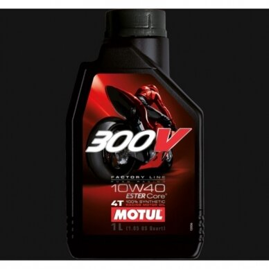 Motul 300V FACTORY LINE ROAD RACING 5W40