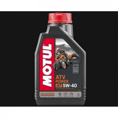 Motul ATV POWER 4T 5W-40