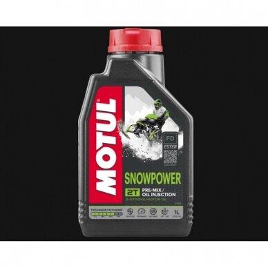 Motul SNOWPOWER 2T
