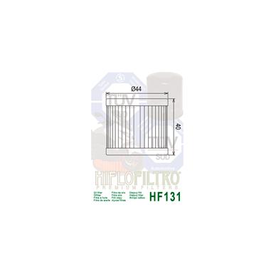 Tepalo filtras HF131 2