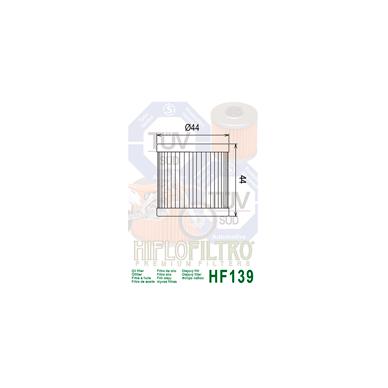 Tepalo filtras HF139 2