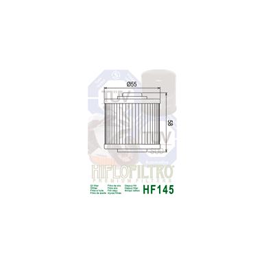 Tepalo filtras HF145 2