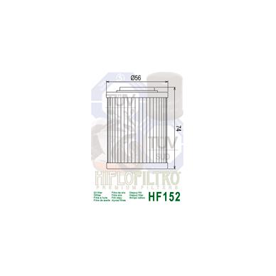 Tepalo filtras HF152 2