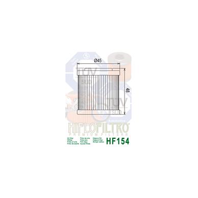 Tepalo filtras HF154 2