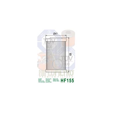 Tepalo filtras HF155 2