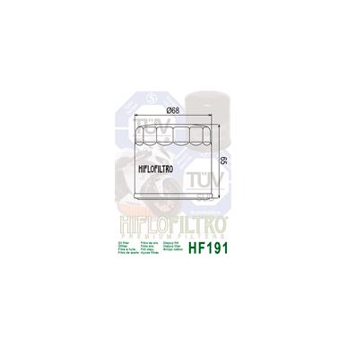 Tepalo filtras HF191 2