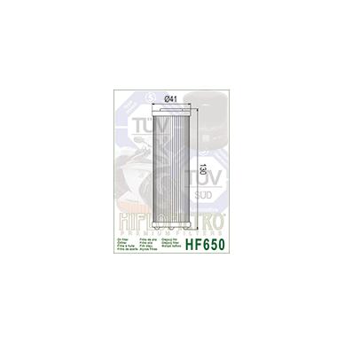 Tepalo filtras HF650 2