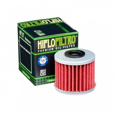 Tepalo filtras HIFLOFILTRO HF117