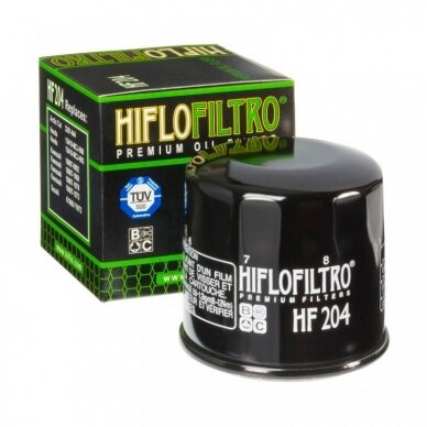 Tepalo filtras HIFLOFILTRO HF204RC RACING