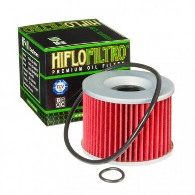 Tepalo filtras HIFLOFILTRO HF401
