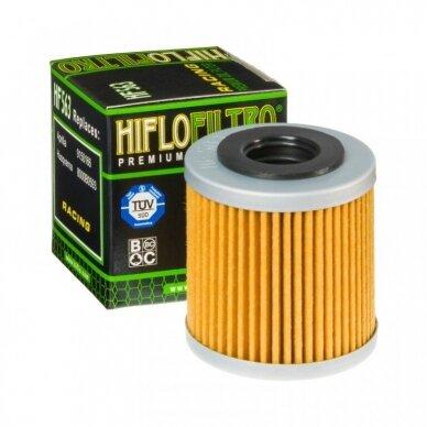 Tepalo filtras HIFLOFILTRO HF563