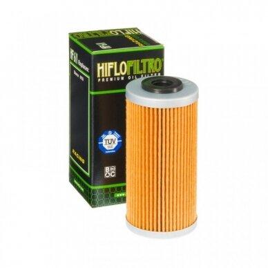 Tepalo filtras HIFLOFILTRO HF611