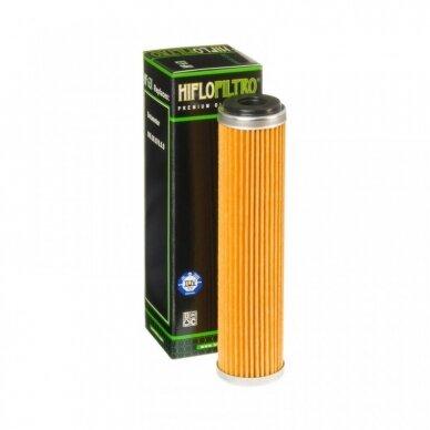 Tepalo filtras HIFLOFILTRO HF631