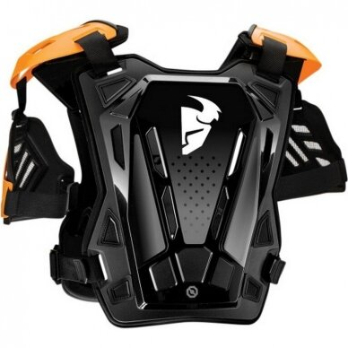 THOR GUARDIAN BLACK/ORANGE šarvai 2